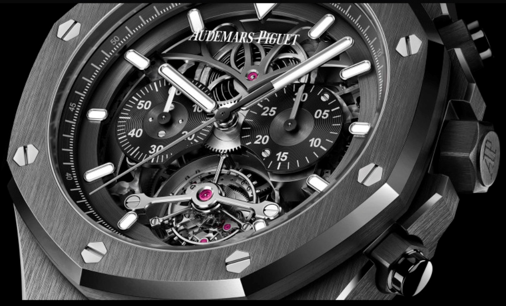 Audemars Piguet Royal Oak Tourbillon Cronografo