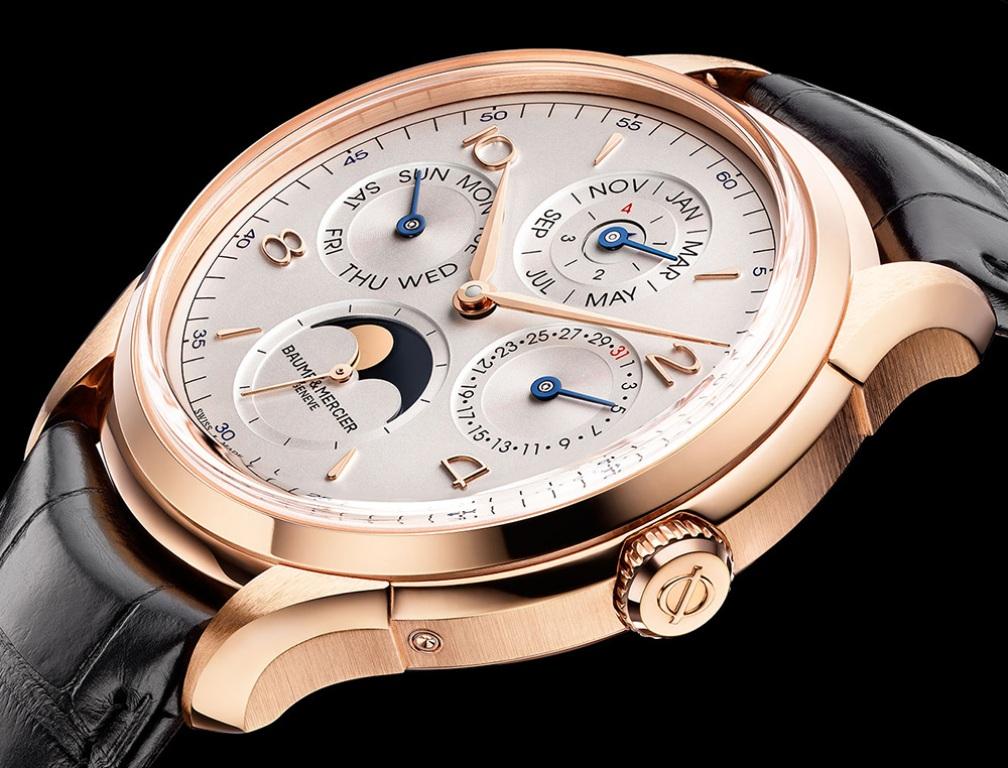Watch Center-Baume-Mercier-Clifton-